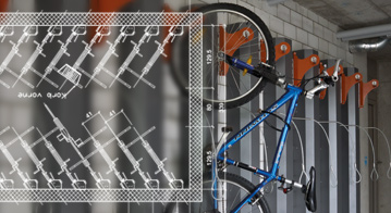 Bike-Parking-Lift® Raumplanung